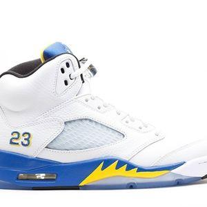 "Air Jordan 5 Retro ""Laney"" 6C Kids Unisex"